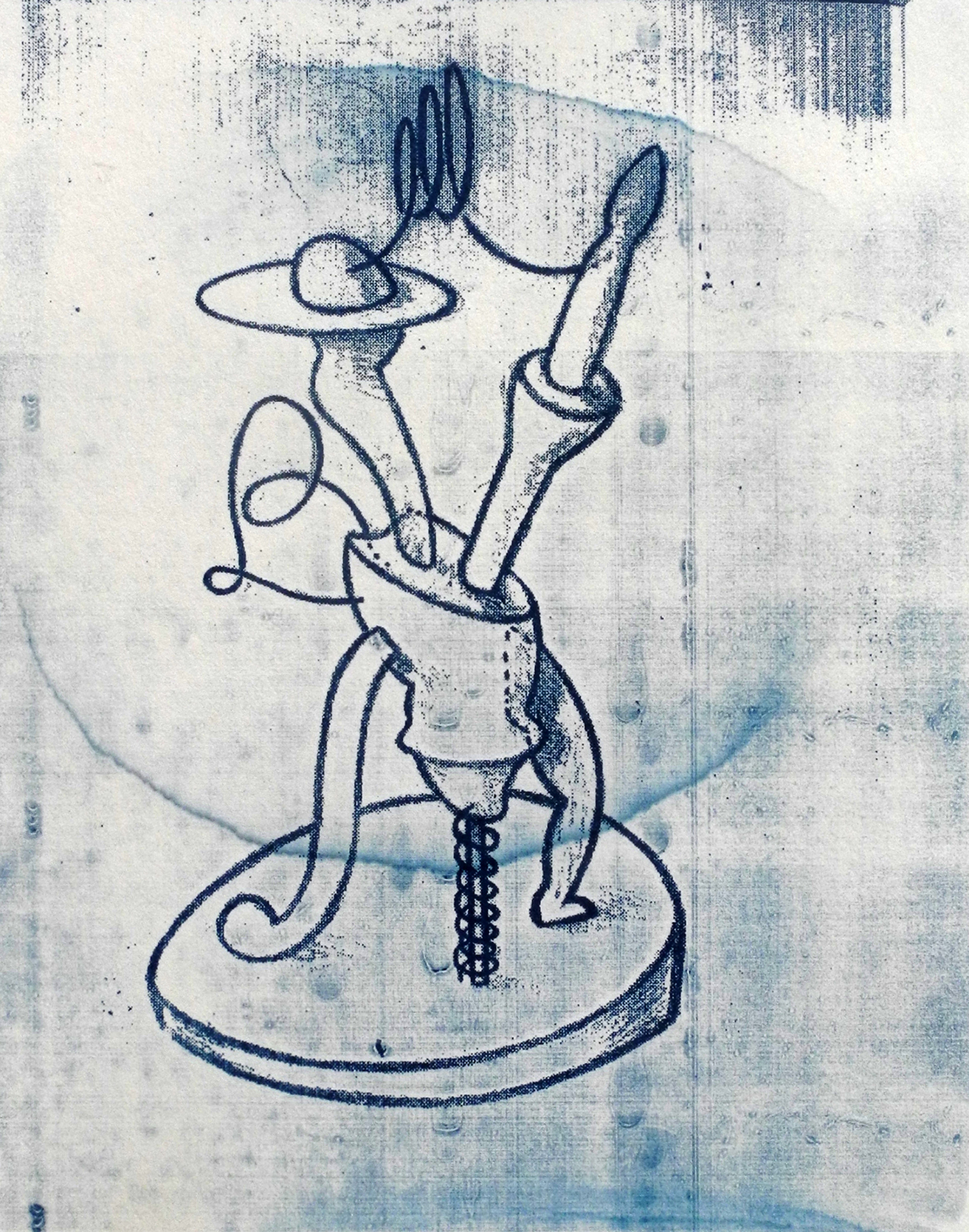 D. Dominick Lombardi, Auguste's Brain
